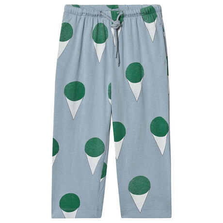 HORSE KIDS PANTS BLUE ICECREAM
