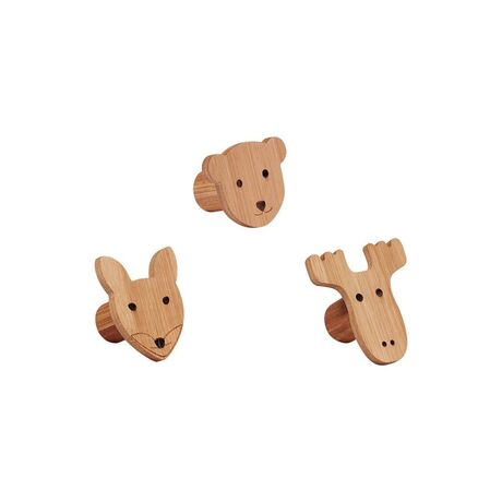 Hook figures3-set
