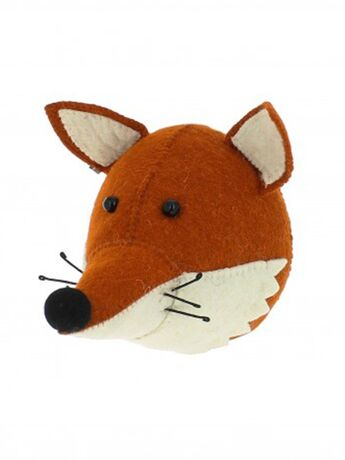 Fox Head (Mini)
