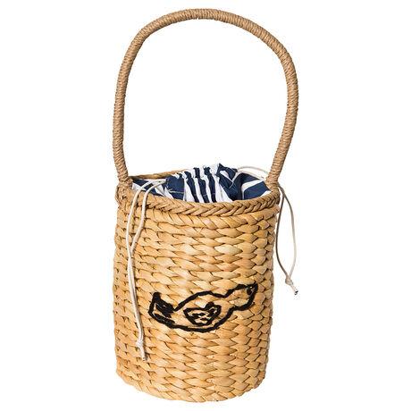 Bird Bucket Bag