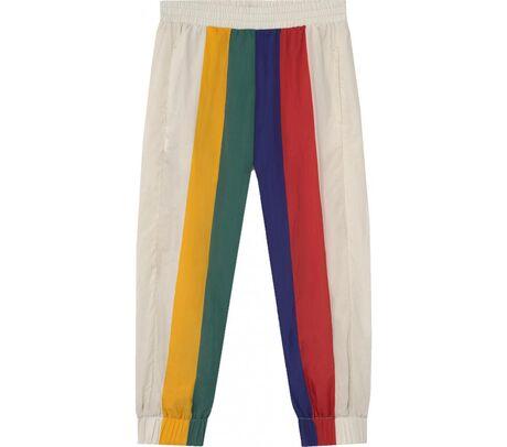 Multicolor Tracksuit Pants