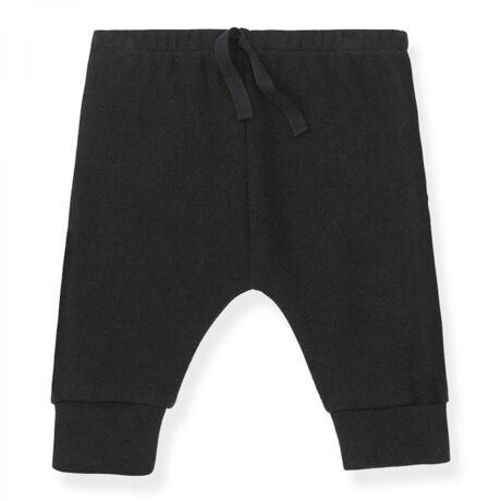 1+ in the family KNIT TORINO pants  black