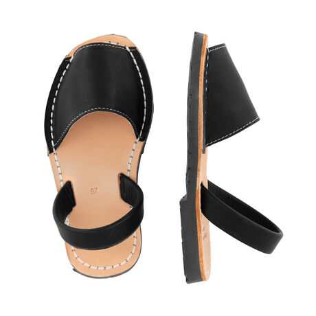 Sandals by S'Avam Black