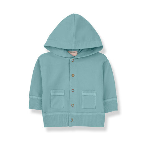 NOTO hood jacket mint