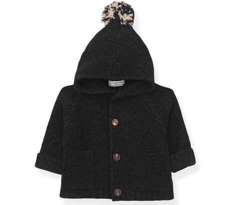 ZERMATT hood jacket dark