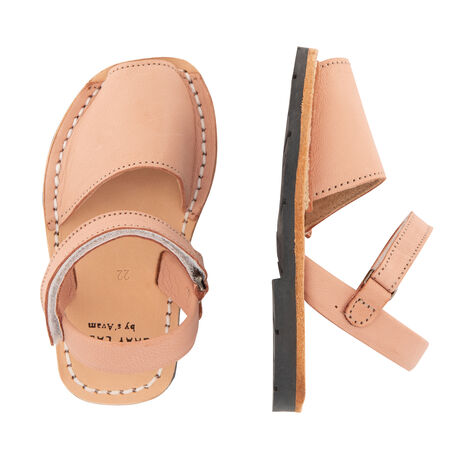 Sandals by S'Avam Velcro-Rustic Clay