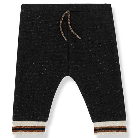 1+ in the family ROMA pants black/beige