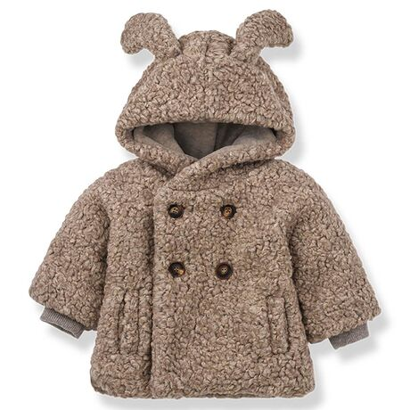 1+ in the family OTTAWA hood jacket beige
