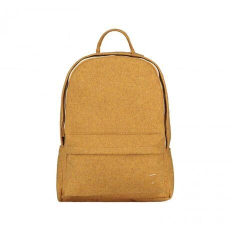Felt Backpack Mustard