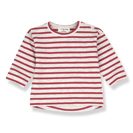CANNET long sleeve t-shirt red