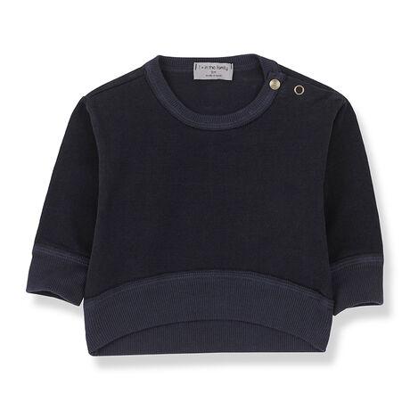 SIRACUSA sweatshirt blue notte