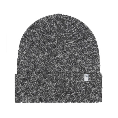 Knitted hat mixed greys