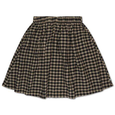 Repose skirt, noir bb check