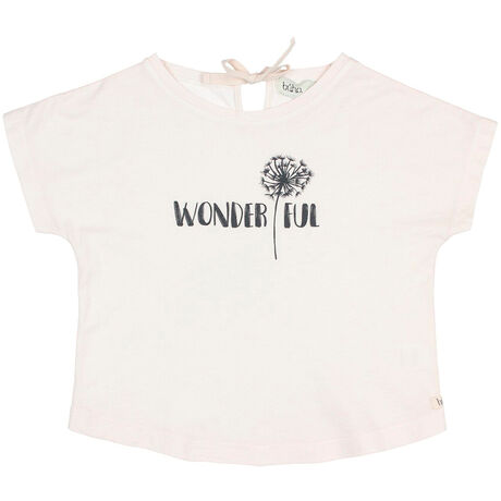 RITA WONDERFUL GIRL JERSEY T-SHIRT
