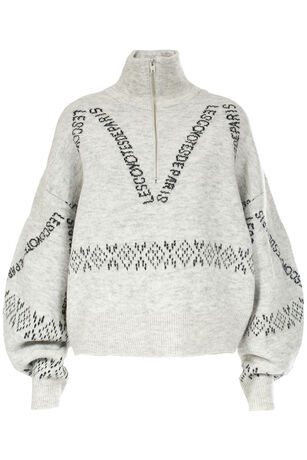 Olivia Pullover Offwhite