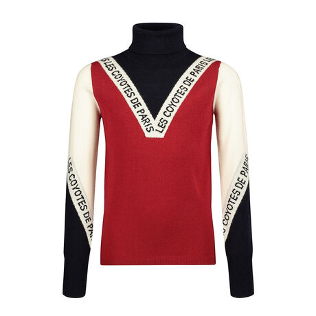 Aline Pullover Rouge