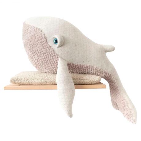 Big Albino Whale
