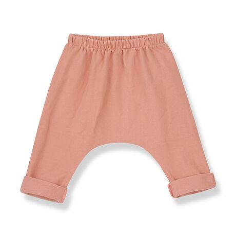 MATERA baggy pants rose