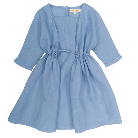 SOPHIA Dress Ice Blue