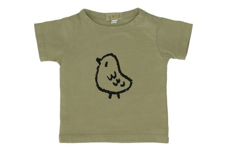 T-SHIRT TANIS CHICK OLIVE