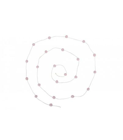 Girlanda Garland Candy Necklace - Pink