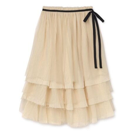 Muslin Fairy Layered Skirt
