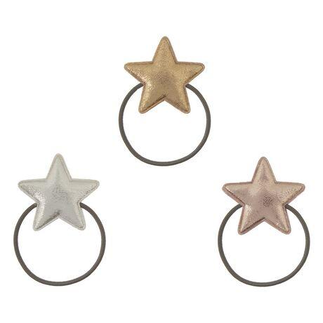 3 X SUPER STAR PONIES