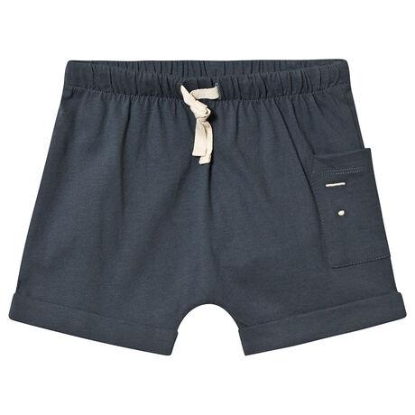 One Pocket Shorts Blue Grey