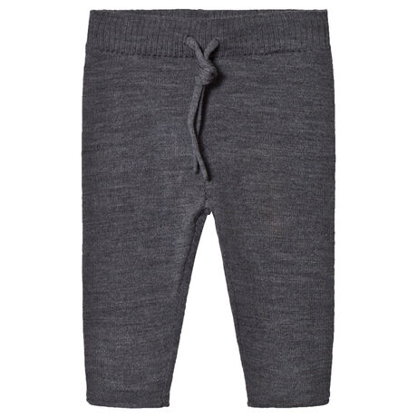 Baby Straight Pants grey