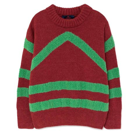 BULL SWEATER MAROON