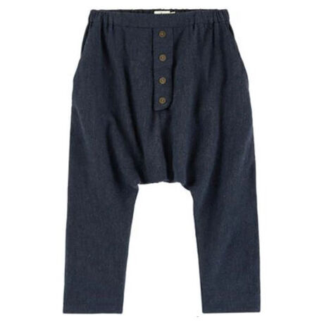 LIRE TROUSERS NAVY