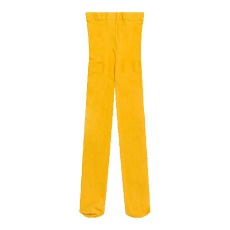 CRAB TIGHTS YELLOW LOGO