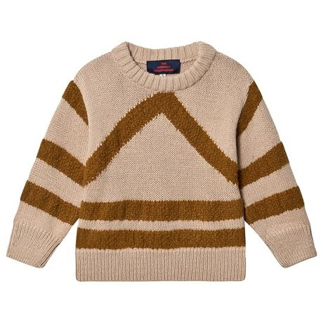 BULL SWEATER SOFT BEIGE