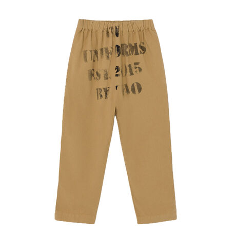 ELEPHANT PANTS BROWN