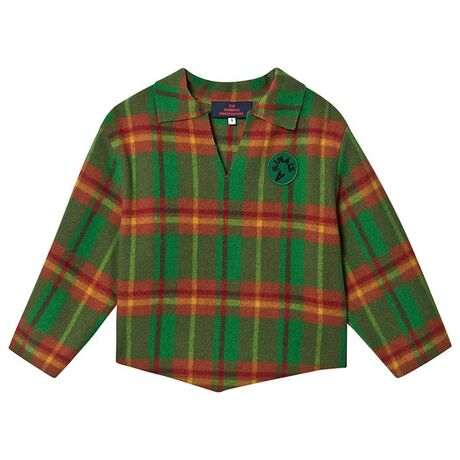 HOG KIDS SHIRT GREEN