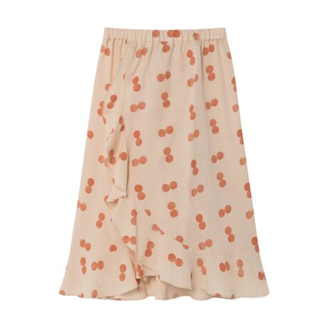 MANATEE SKIRT ORANGE