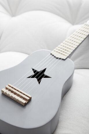Guitar grey