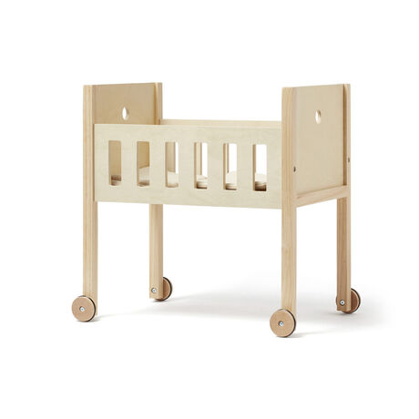 Doll bed nature incl bedset