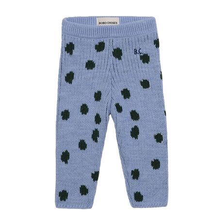 Dots Knitted Leggings