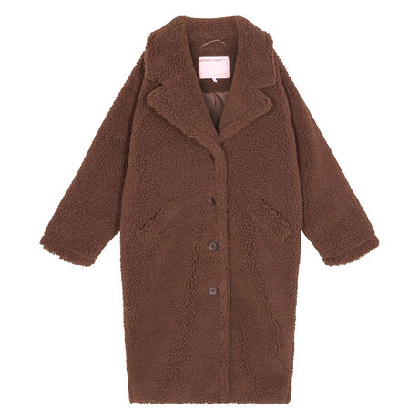 G Faro Coat Brown