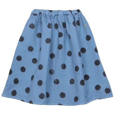 Spray Dots Woven Skirt