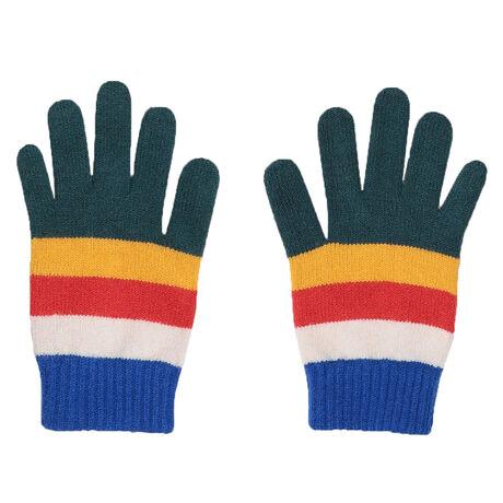 Multicolor Stripes Gloves