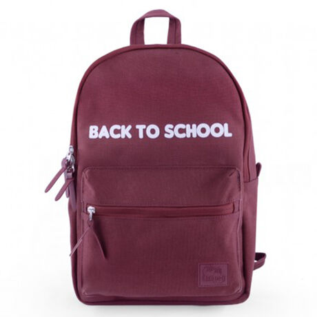 KID PACK UNI BURGANDY
