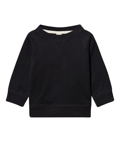 Crewneck Sweater Nearly Black