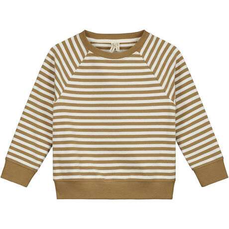 Crewneck Sweater Peanut/Off White