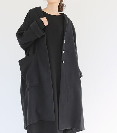 LOOSE COAT WL