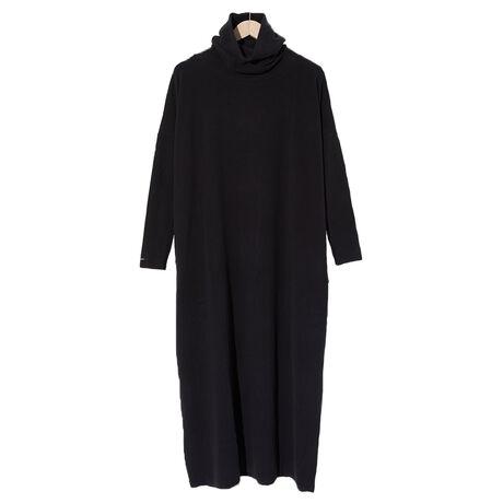 Long TERTLENECK dress