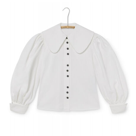 Ode Balloon Blouse