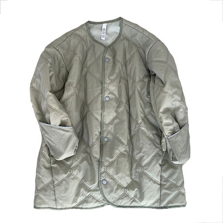 Quilt mitten coat
