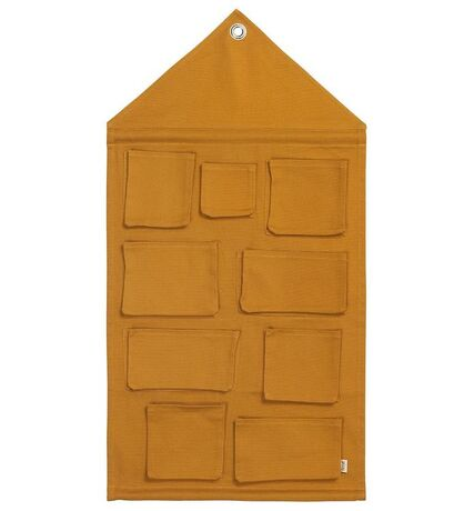 House Wall Storage Mustard